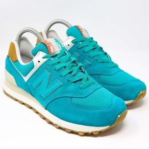 New Balance NB 574 WL574XEB Running Shoe Blue WMNs